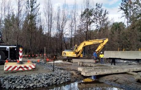 Weir Built Group crane